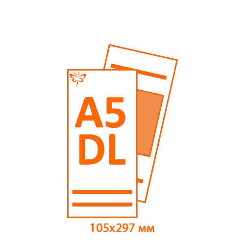 флаер формата а5