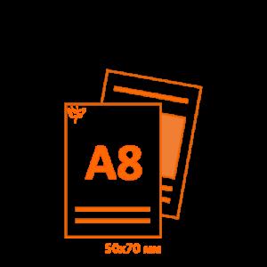 флаера А8