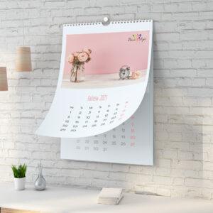 Календарь А2 настенный перекидной