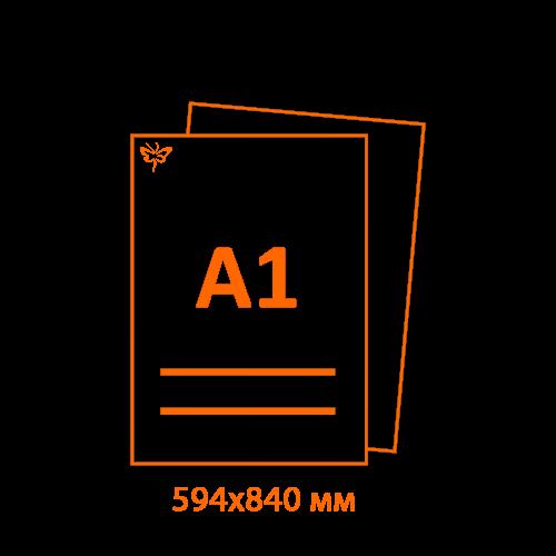 плакат А1