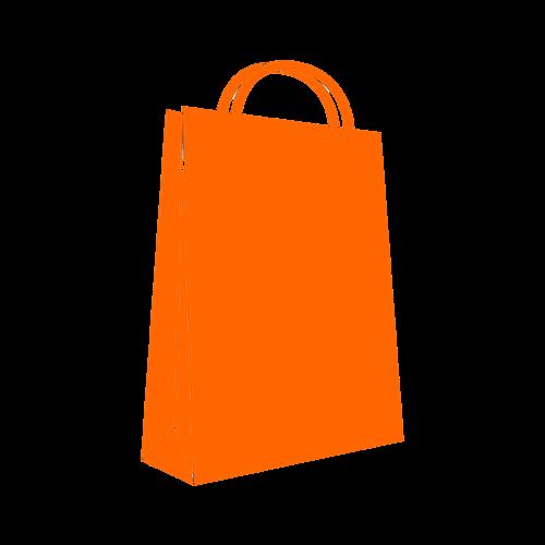 Печать крафт пакетов