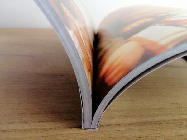 клеевое крепление журналов на pur клей