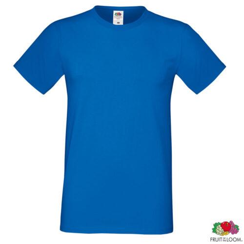 футболка синяя