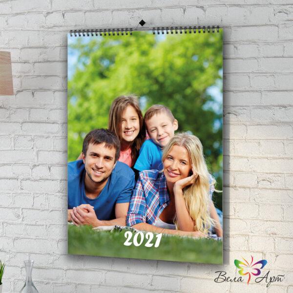 Фото календарь А3